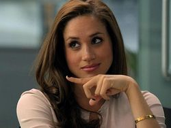 Meghan Markle as Rachel Zane