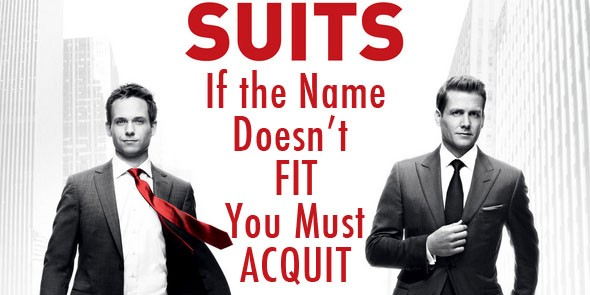 Names from SUITS